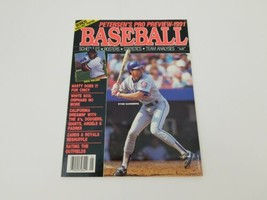 Petersen's Pro Baseball Preview 1991 Ryne Sandberg Cecil Fielder Cover MLB - $20.32
