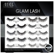 Ardell Glam Lash Collection Brand New 10 Count Pack - $45.00