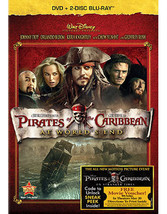 Pirates Of The Caribbean-At Worlds End (Blu-ray/DVD/3 Disc Combo)