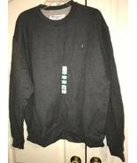 Champion Men's Sweatshirt XL Fleece Crew Granite Heather Gray New NWT - $19.99