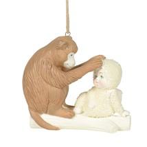 Snowbabies Peaceful Kingdom Monkey Ornament 6005825 - $19.76