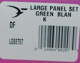 Destron Fearing DuFlex Visual ID Livestock Panel Tags Large Green Blank 25 Sets image 7