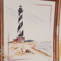 Cape Hatteras Lighthouse Beach Cross Stitch Leaflet Book Stoney Creek 19... - $19.99
