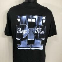 VTG Boyz II Men T Shirt Concert Tour Rap Tee 90s Single Stitch Promo 2 B... - $139.99