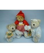 Boyds Lot of 16 Plush Bears & Rabbits - $3.00 Each - $44.53