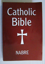 Catholic Bible ~ NABRE - $11.59