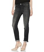 hudson crop riley relaxed straight reverie denim 28 MSRP $235 Style#WC4100DBQ - $95.79