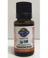 (New) Garden of Life Essential Oil Organic Frankincense, 15ml - $21.28