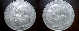 1978 Open 8 Mexican 1 Peso World Coin - Mexico - $6.99