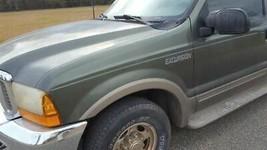 Driver Front Fender w/ Wheel Lip Moulding OEM 00 01 02 03 04 05 Ford Excursion  - $368.78