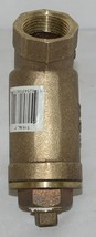 Legend Valve One Inch Pipe Y Strainer Lead Free Brass 105 505NL image 2