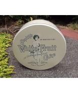 Large Round Metal Smith's White Fruit Biscuit Cookie Tin, Alabama Cake Tin - $26.00