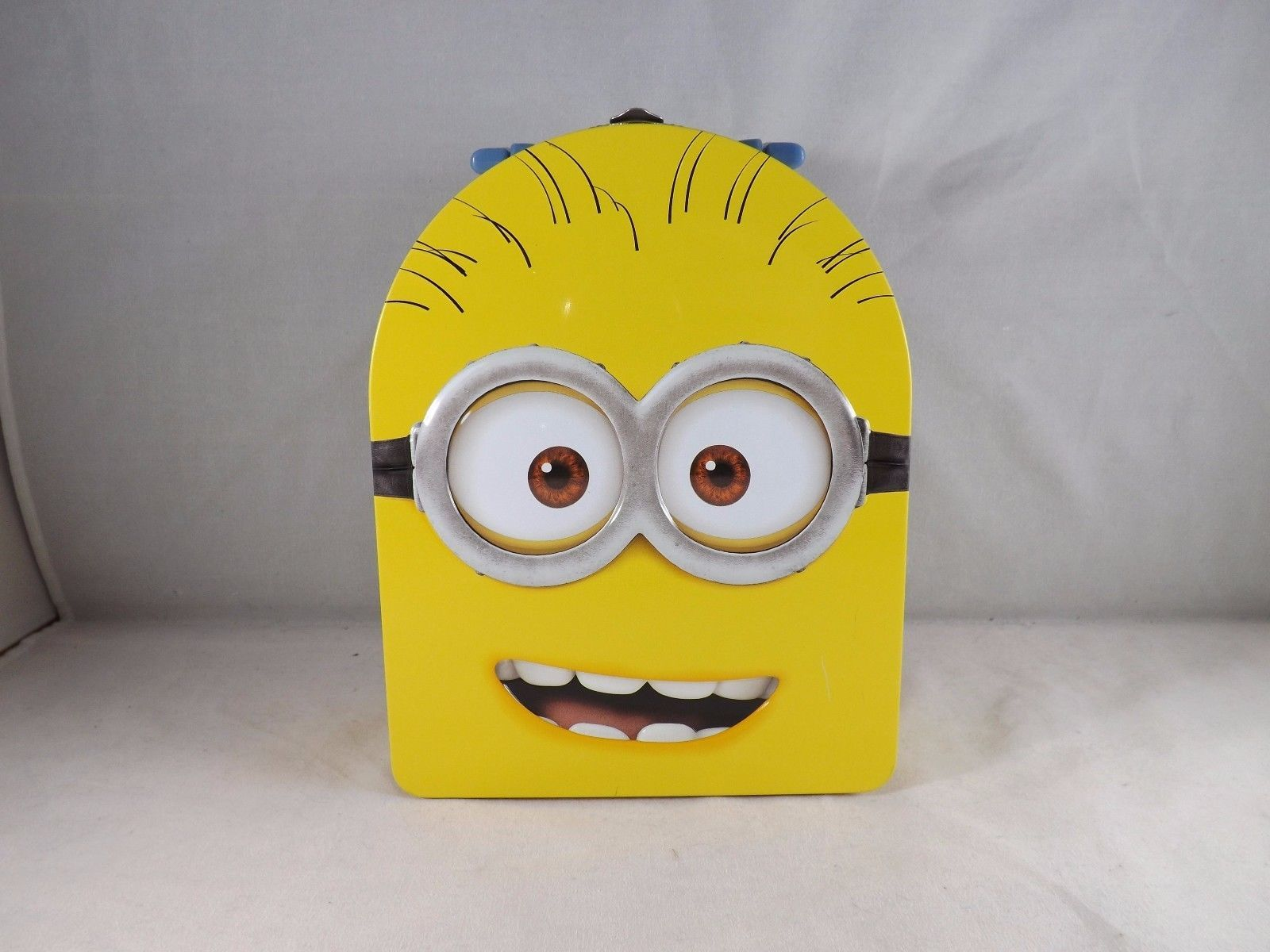 Tin Box Co. Despicable Me Tin Purse Lunch Box with Handle - New