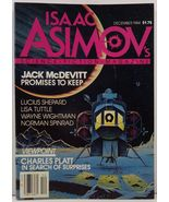 Isaac Asimov's Science Fiction Magazine December 1984 Volume 8 Number 12 - $3.99