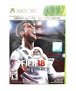 FIFA 18 Legacy Edition - Xbox 360 [video game] - $21.77