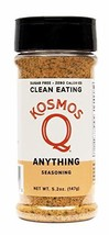 Kosmos Q Anything Seasoning | All-Purpose Spice Mix | All-Natural Cookin... - £19.02 GBP