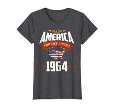 Brother Shirts - 1964 Vintage Funny 54th Birthday Gift Shirt For Him or ... - $19.95+