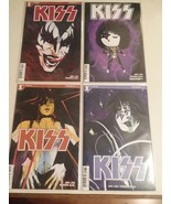 KISS - 4 ISSUES OF #1 - VARIANT COVERS - DEMON, STAR CHILD, ACE - FREE S... - $20.57