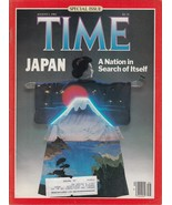 Time Magazine 1983, August 1, JAPAN, A Nation in Search of Itself - $20.85