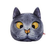 Cute Vehicle Neck Rest Pillow Headrest Cushion Protecter Travel Car Pill... - €17,74 EUR