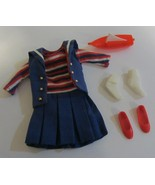 Vintage Skipper outfit  Ships Ahoy with HTF boat #1918 - $71.25