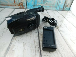 JVC GR-AX230U Compact VHS Camcorder + Charger (Untested Bad Battery) AS_IS - $27.71