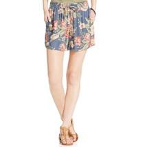 American-Living-Soft-Floral-Print-Shorts-SZ-XL - $15.83