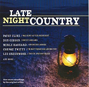 Late Night Country By  Various Artists Cd