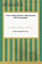 A Ernst Ludwig Kirchner: Mei (English and German Edition) [Hardcover] Moeller, M