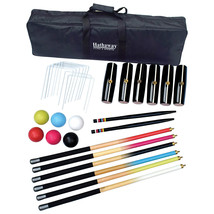 Hathaway Deluxe Portable Croquet Game Set - $200.50