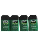 4 Brut Classic 48 Hour Unbeatable Long Odor Wetness Antiperspirant Deodo... - $17.99