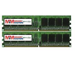MemoryMasters 4GB (2x2GB) Memory Biostar P4M900-M4 Motherboard DDR2 - $13.04