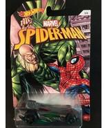 Hotwheels MARVEL Spiderman Power Bomb - $99.99