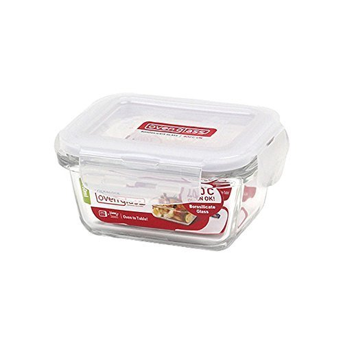Primary image for Lock & Lock Euro heat-resisting Sealing rectangular Food Storage Container 160mL