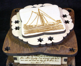 Sailboat Music Box - $39.00