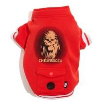 Star Wars Chewbacca Dog Fleece Jacket Alert Series Pet Coat Size Large - $14.95