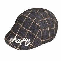 Black Hat Unisex Baby Sun Hat Infant Cotton Cap Toddler Beret Cap Great Gift