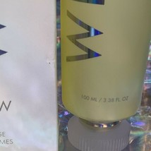 NEW IN BOX Wishful By Huda Kattan Yo Glow Enzyme Scrub Full Size 100mL/3.38oz image 2