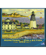 AFTER THE RAIN Jigsaw Puzzle HomeTown Collection 1000 pieces Sealed - $13.95