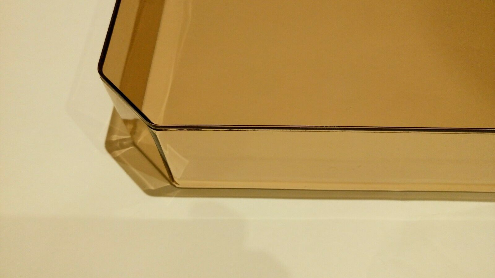 NEW Bronze Dust Cover with REEL EXTENSIONS for TECHNICS RS Recorder Custom Made