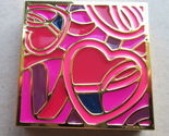 Estee Lauder Pleasures Dream Solid Perfume  COMPACT BREAST CANCER AWARENESS 2013