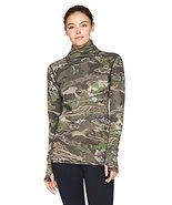 Under Armour Women's Mid Season Wool Top,Ridge Reaper Camo Fo (943)/Meta... - $69.29