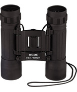 Black Military 10 x 25 MM Compact Zoom Binoculars - $22.99