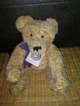 """13"""" Boyds Investment Bear Archive MATTHEW w/Ribbon Jointed w/tag - $18.99"""