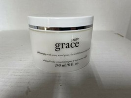 Philosophy, Pure Grace Whipped Body Creme 8 Fl Oz. Without Box GG - $15.83