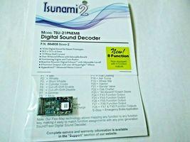 Soundtraxx 884808 Tsunami 2 TSU-PNEM8 Sound Decoder Steam-2, 8 Function image 3