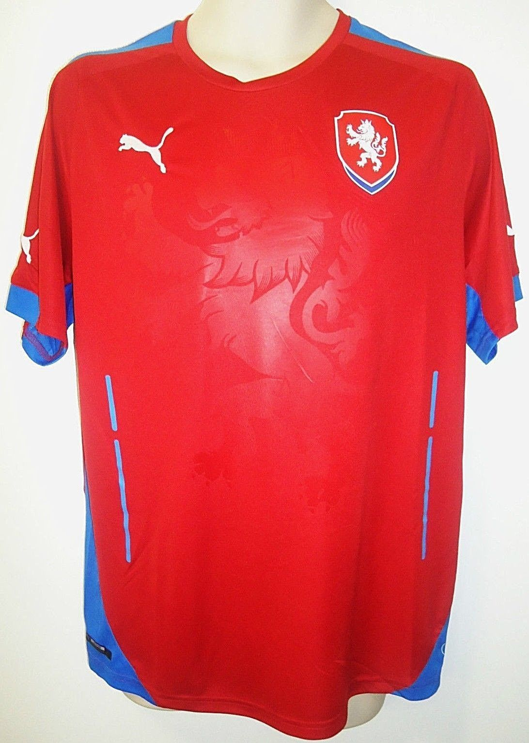 841b9455ff7 Puma - Czech Republic - Home - Large - Red - and 50 similar items