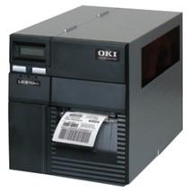 Oki LE810DT Direct Thermal Printer - Monochrome - Desktop - Label Print ... - $214.21