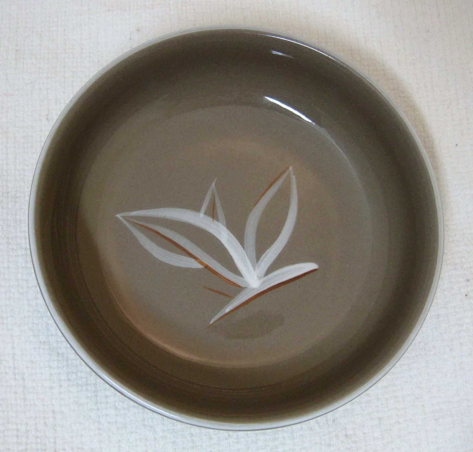 "Desert Dawn Winfield China Pottery California Fruit Dessert Sauce Bowl 4 7/8"" - $13.86"