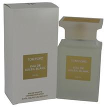 Tom Ford Eau De Soleil Blanc Eau De Toilette Spray 3.4 Oz For Women  - $380.97